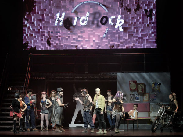 We will rock you – la comédie musicale